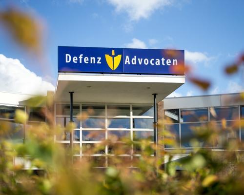 Exterieur Defenz Advocaten