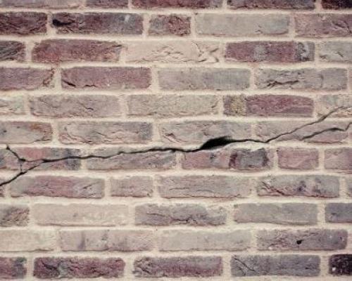 Foto Aardbeving Schade